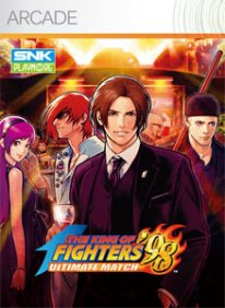 King of Fighters '98 Ultimate Match
