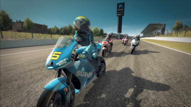Moto GP 09/10 klar til 19. mars - MotoGP 09/10 - Gamereactor