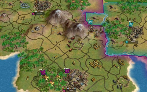 how to play civilization iv