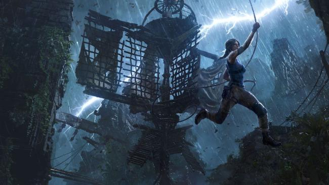 Mer Shadow of the Tomb Raider kommer 18. desember