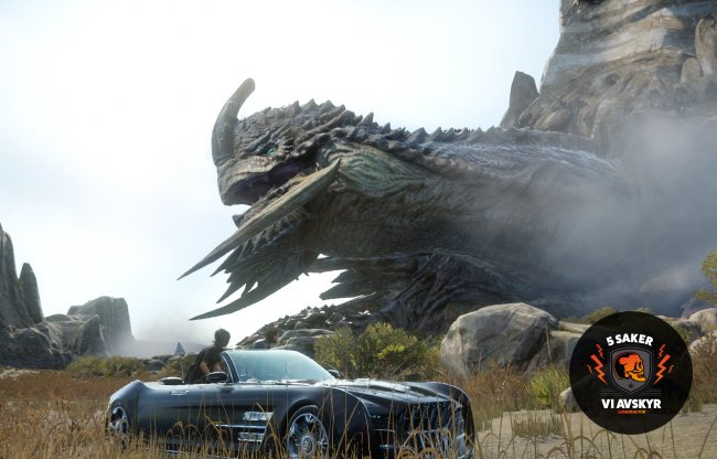 Alt er ikke bare kos i Monster of the Deep: Final Fantasy XV
