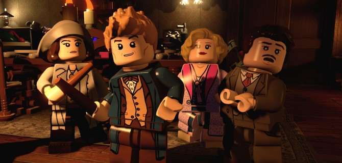 Lego Dimensions- Fantastic Beasts and Where to Find Them