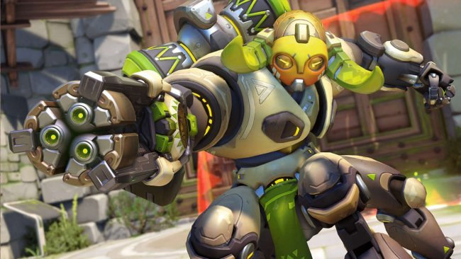 To timer med Orisa i Overwatch