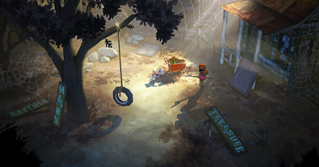 The Flame in the Flood kommer til Playstation 4
