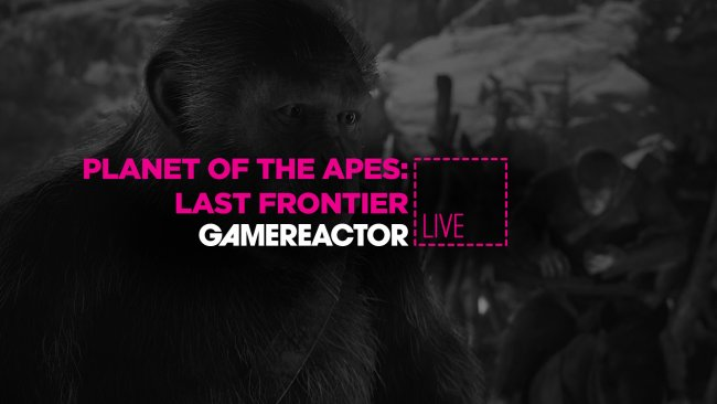 Klokken 16 på GR Live: Planet of the Apes: Last Frontier