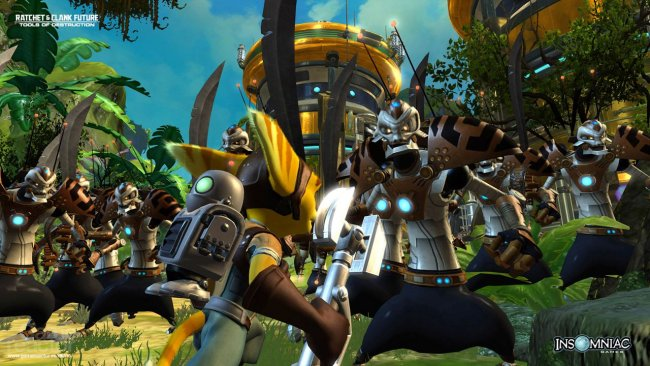 Ratchet & Clank: Tools of Destruction