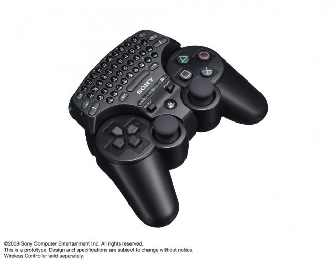 Test: Wireless Keypad til Playstation 3