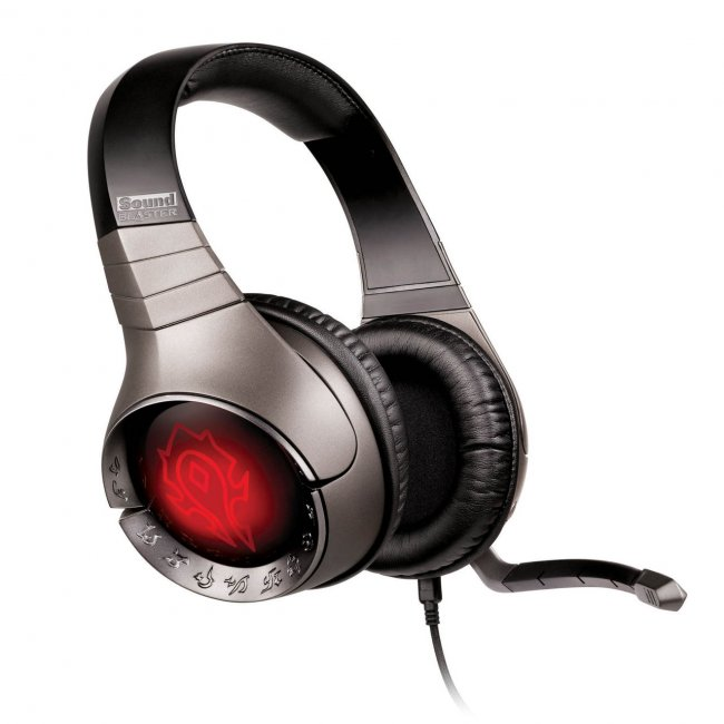 Sound Blaster World of Warcraft Wireless Headset