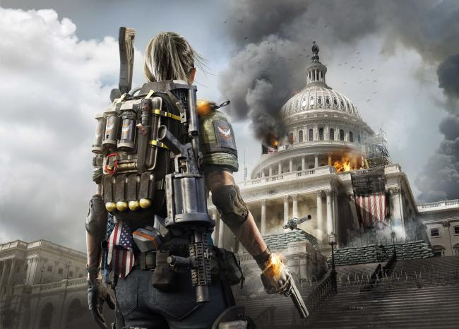 The Division 2: Dark Zone og PvP