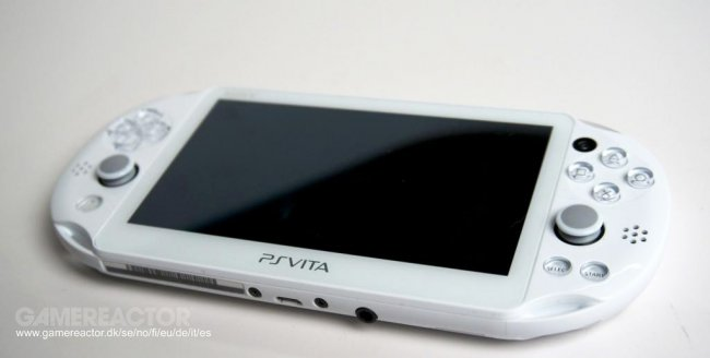 - Playstation Vita kom ut for sent