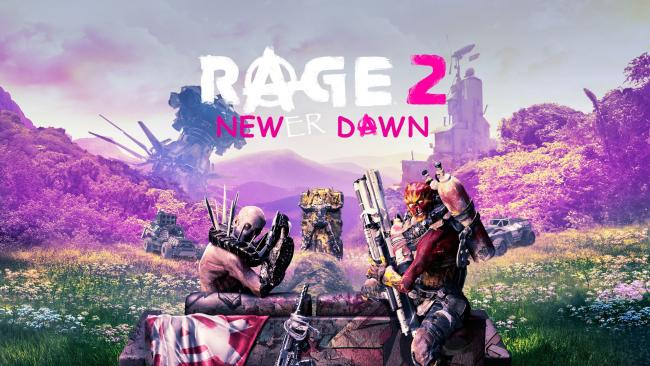 Rage 2 gjør narr av Far Cry: New Dawn