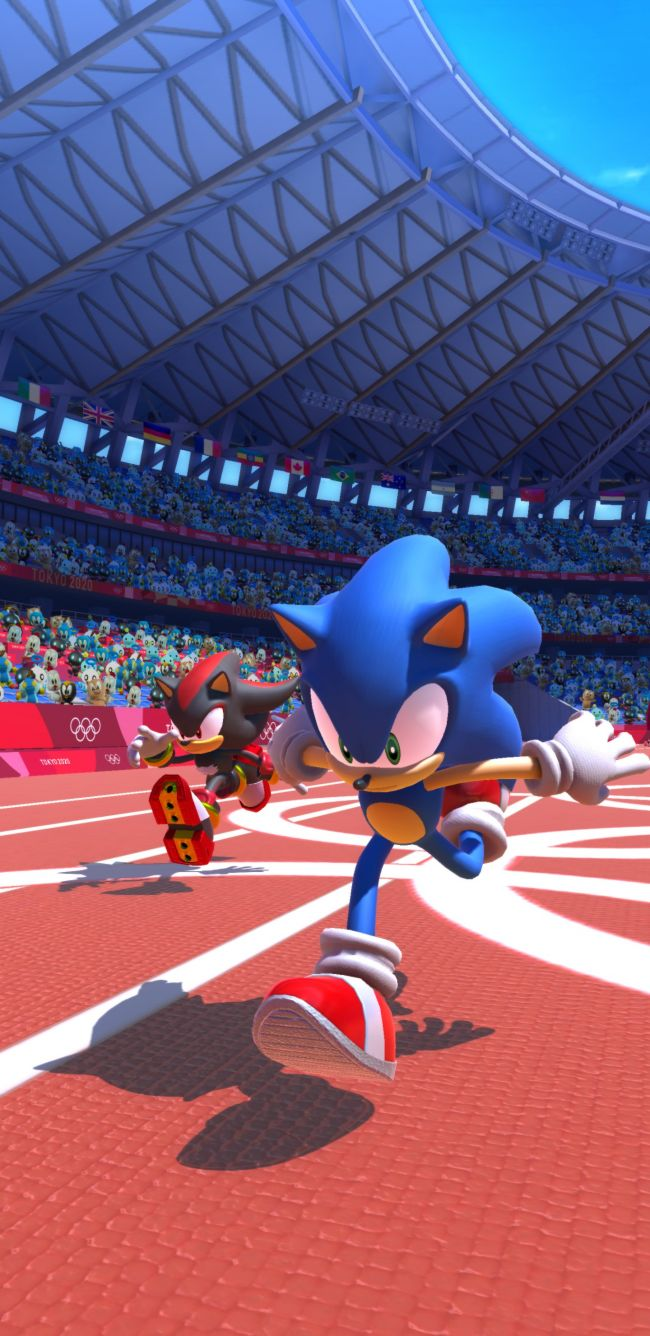 Sonic at the Olympic Games kommer til mobil i mai