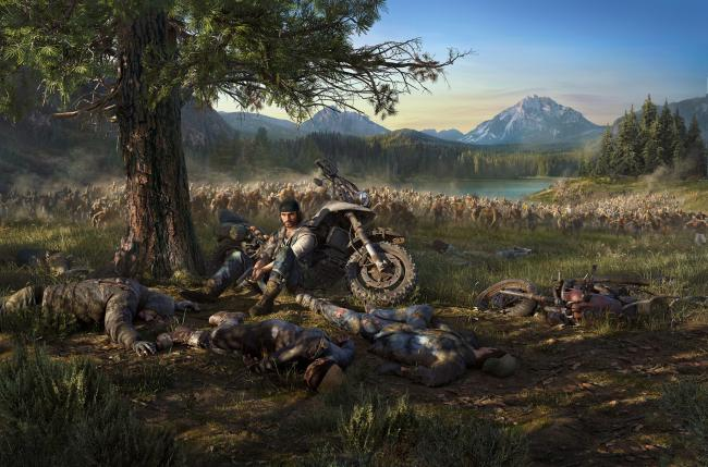 Blir dette Days Gone-coveret?
