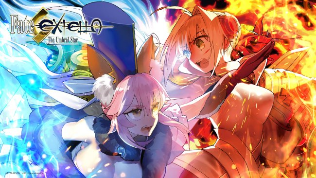 Fate/Extella: The Umbral Star kommer til Switch