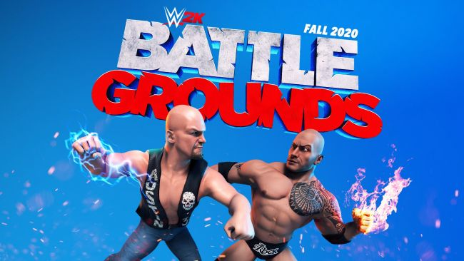 WWE 2K Battlegrounds kommer i september