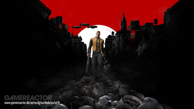 Utvikleren om Wolfenstein II: The New Colossus