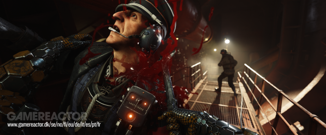 En første kikk på Wolfenstein II: The New Colossus
