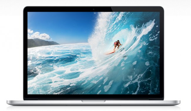Apple viser frem ny Macbook Pro