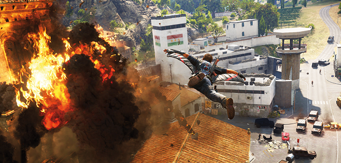Frister med ny Just Cause 3-trailer
