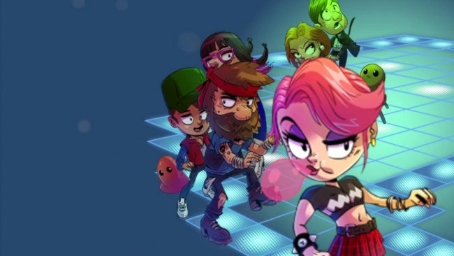 Conga Master ute til Playstation 4 og Xbox One
