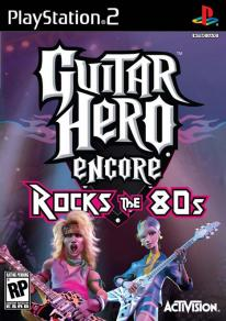 Guitar Hero: Rocks the 80's