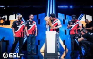 Impact Gaming vinner Gods of Boom ELS One Cologne-turnering