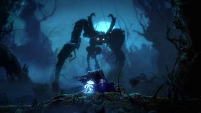 Ori and the Will of the Wisps feires med utmerkelsestrailer