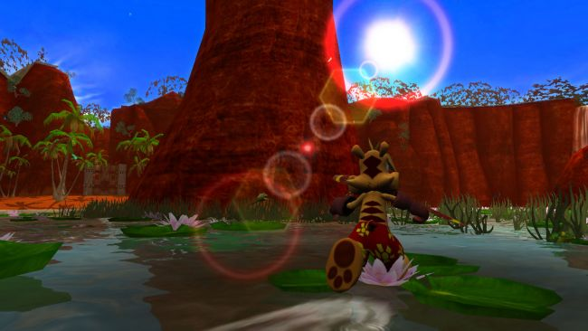 Ty the Tasmanian Tiger 2: Bush Rescue HD nådde Kickstarter-målet på bare få timer
