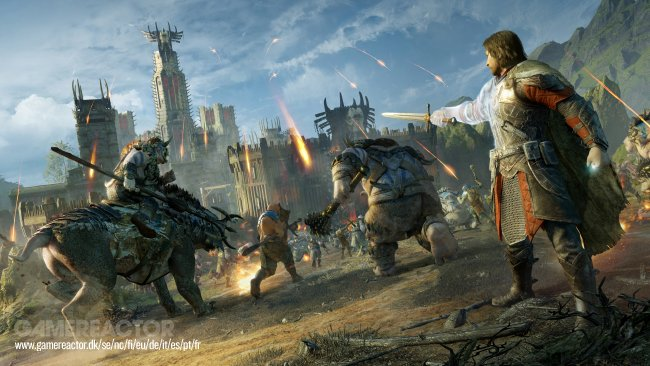 Middle-earth: Shadow of Wars nye modus vist frem