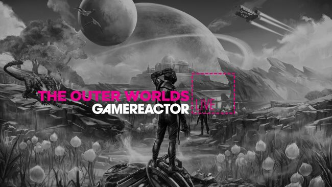 Vi spiller The Outer Worlds på Switch i dagens livestream