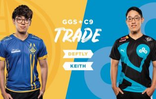 Golden Guardian signerer kontrakt med Keith fra Cloud9 - bytter med Deftly