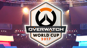 The top 32 countries in the Overwatch World Cup announced