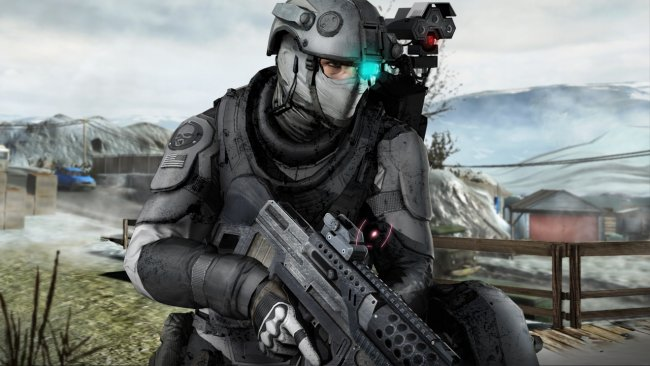 Ghost Recon: Future Soldier