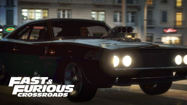 Fast & Furious Crossroads klart for PC, PS4 og Xbox One i mai