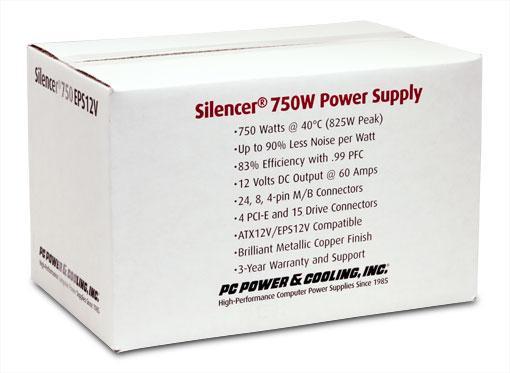 Silencer 750 Quad