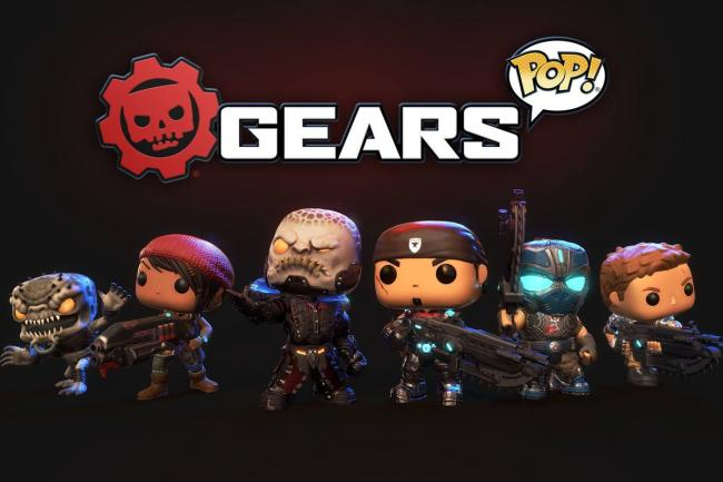 The Coalition viser frem Gears POP!-gameplay