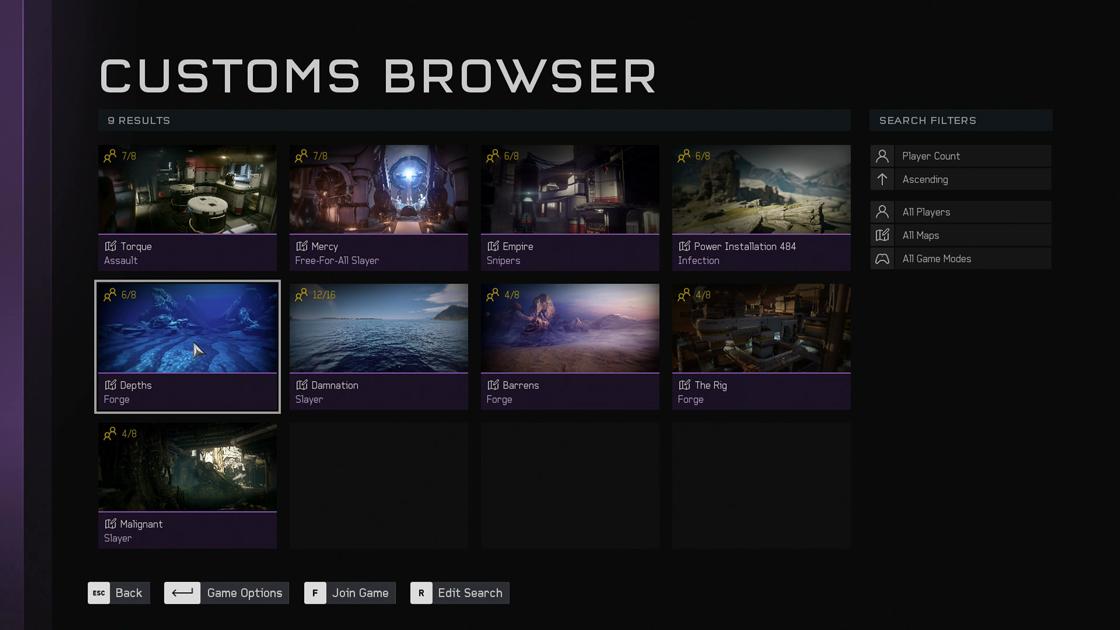 Halo 4 matchmaking endringer
