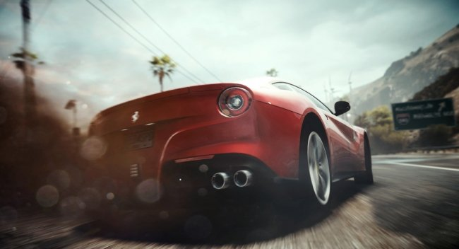 Need for Speed: Rivals annonsert