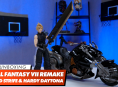 Vi unboxer en heftig Cloud Strife-figur fra Final Fantasy VII: Remake