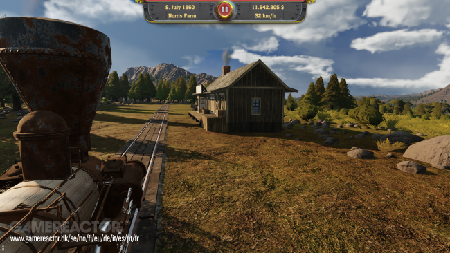 Kalypso annonserer Railway Empire