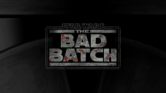 Star Wars: The Bad Batch annonsert for Disney+