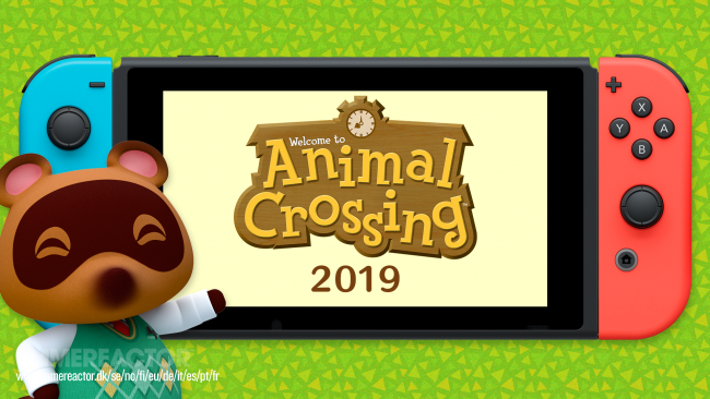 Alt fra dagens Animal Crossing: New Horizons-Direct
