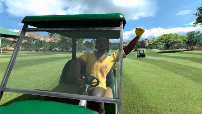 New Everybody's Golf