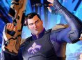 Se Agents of Mayhem sin lanseringstrailer