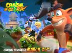 Crash Bandicoot: On the Run! lanseres til mobil denne måneden
