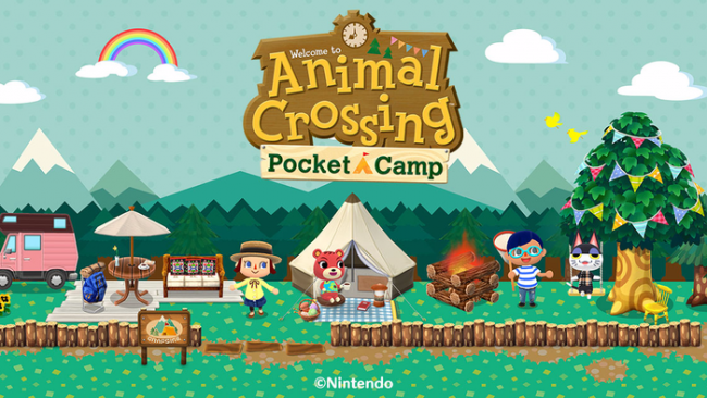 Animal Crossing: Pocket Camp får betalt medlemskap