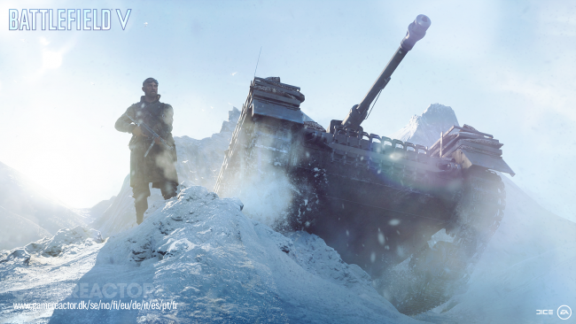 Battlefield V-trailer gir glimt av battle royale