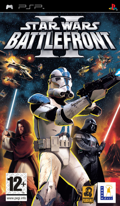 скачать star wars battlefront 2 psp бесплатно
