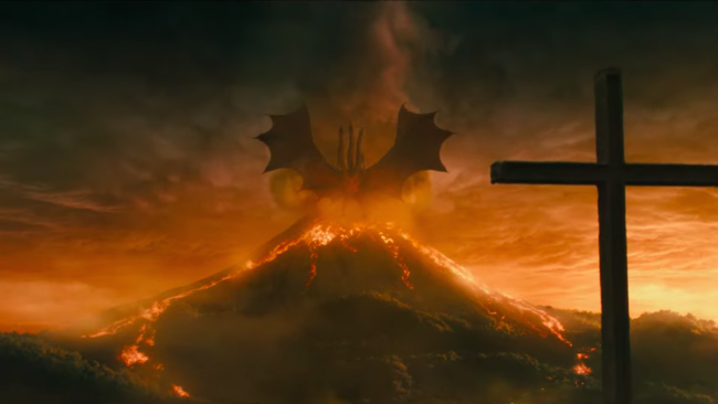 Se den nyeste traileren fra Godzilla: King of the Monsters
