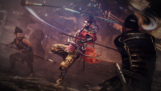Nioh 2: Darkness in the Capital slippes om tre uker